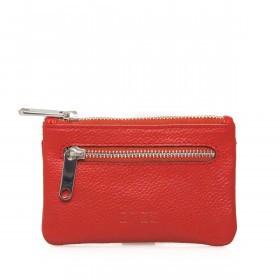 BREE Sofia 100 Schlüsseletui Leder Rot