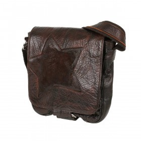 Bull & Hunt Speed Tasche Waxed-Brown