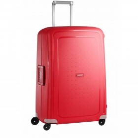Samsonite Koffer/Trolley S´Cure 49308-1235 Spinner 75cm Crimson Red