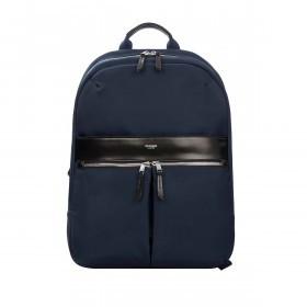 Knomo Laptop-Rucksack Mayfair Beauchamp Blau