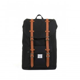 Herschel Rucksack Little America Medium 14L Black