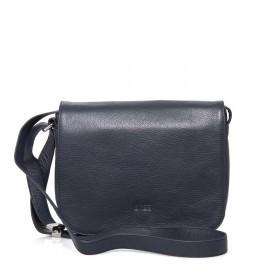 BREE Lady Top 12 Damenhandtasche Leder Blau