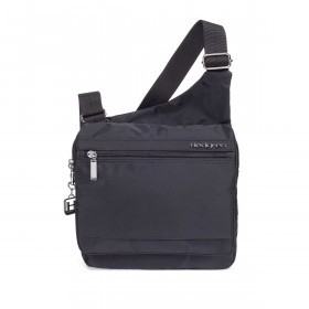 Hedgren Inner City Shoulder Bag Sputnik Schwarz