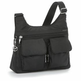 Hedgren Inner City Shoulder Bag Prarie Black