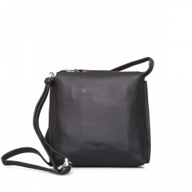 BREE Toulouse 1 Cross Shoulderbag S Leder Black Smooth