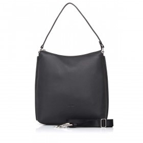 BREE Toulouse 4 Hobobag Leder Black Smooth