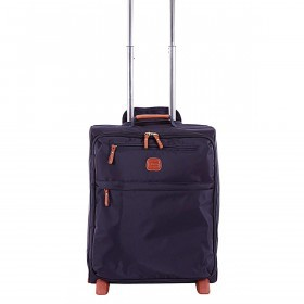 Brics X-Travel Kabinentrolley 2-Rollen 50cm BXL38106 Blau