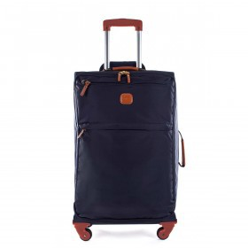 Brics X-Travel Spinner-Trolley 4-Rollen 65cm BXL38118 Blau