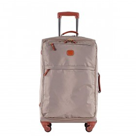 Brics X-Travel Spinner-Trolley 4-Rollen 65cm BXL38118 Taupe