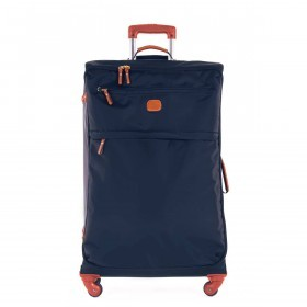 Brics X-Travel Spinner-Trolley 4-Rollen 75cm BXL38145 Blau