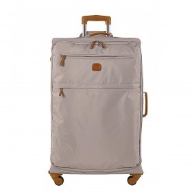 Brics X-Travel Spinner-Trolley 4-Rollen 75cm BXL38145 Taupe