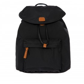 Brics X-Travel Rucksack BXL40597-101 Black