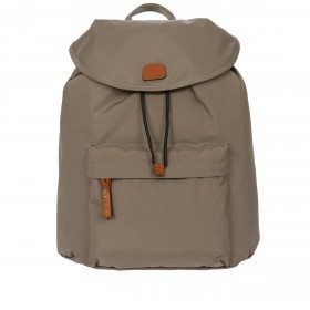 Brics X-Travel Rucksack BXL40597-425 Dove Grey
