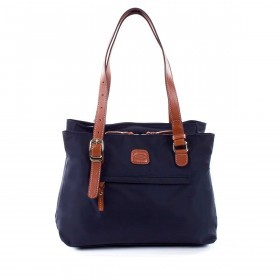 Brics X-Bag 3-Fächer Shopper M BXG35282 Blau