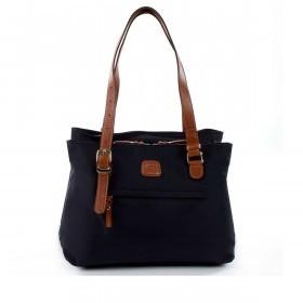 Brics X-Bag 3-Fächer Shopper M BXG35282 Schwarz