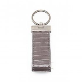 Cavalli Keyholder Leder Grey