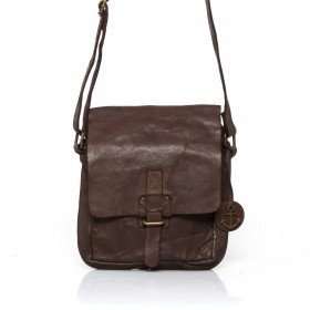 HARBOUR2nd Crossbag Urd Brown