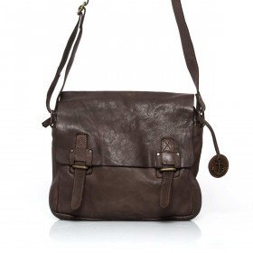 HARBOUR2nd Messenger Bag Funchal Brown