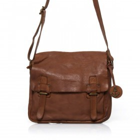 HARBOUR2nd Messenger Bag Funchal Cognac