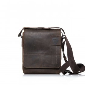 Strellson Richmond Messenger S Dark Brown