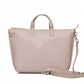 BREE Toulouse 5 Businessbag Leder Almond