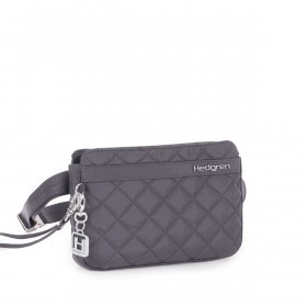 Hedgren Diamond Touch Marina Waistbag Clutch Crossover Combi Grau
