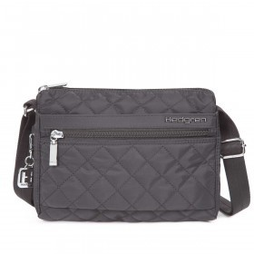 Hedgren Diamond Touch Carina Shoulder Bag Grau
