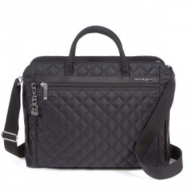 "Hedgren Diamond Touch Pauline Business Bag 15.6"" Black"