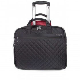 "Hedgren Diamond Touch Cindy Business Trolley 15.6"" Black"