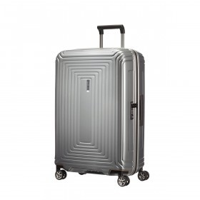 Samsonite Koffer/Trolley Neopulse 65753 Spinner 69 Metallic Silver