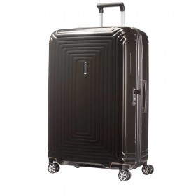 Samsonite Koffer/Trolley Neopulse 65754 Spinner 75 Metallic Black