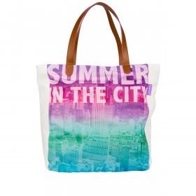LOUBS Shopper Summer Bag 50265 Flieder