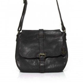 HARBOUR2nd Saddle Bag Nauja B3.4903 Dark Ash