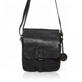 HARBOUR2nd Crossbag Urd Dark Ash