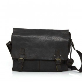 HARBOUR2nd Messenger Bag Yamal Dark Ash