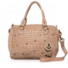 HARBOUR2nd Bowling Bag Fanny Taupe
