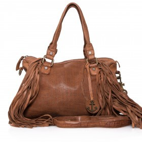 HARBOUR2nd Bowling Bag Navita  Cognac