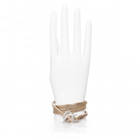 LIEBESKIND Joy Wickelarmband Copper
