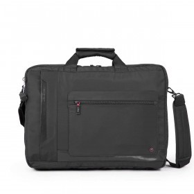 Hedgren Zepplin Reviewed Excess Laptoptasche Black