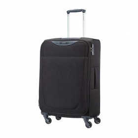 Samsonite Base Hits 59144 Spinner 66 Expandable Black