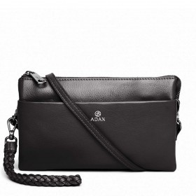 Adax Cormorano 230992 Combi Clutch Dark Grey