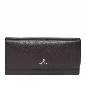 Adax Cormorano 447092 Große Börse Dark Grey