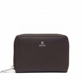 Adax Cormorano 454492 Mini-Börse Dark Grey