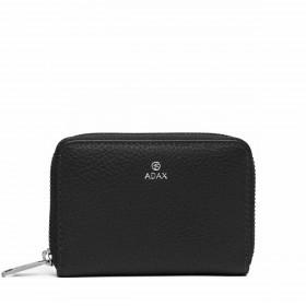 Adax Cormorano 454492 Mini-Börse Black