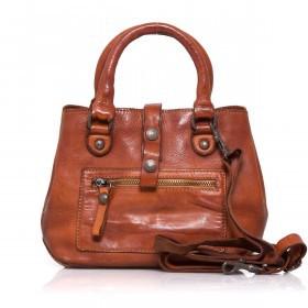Campomaggi Melissa Shopper Leder C3972-VL-1702 Cognac