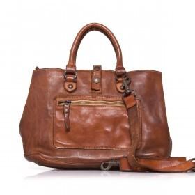 Campomaggi Melissa Shopper Leder C3971-VL-1702 Cognac