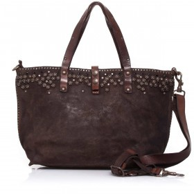 Campomaggi Bella di notte Shopper Leder C4072-VLVR-1701 Moro