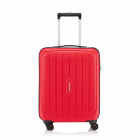 Travelite Uptown 4-Rad Bordtrolley 55cm Rot