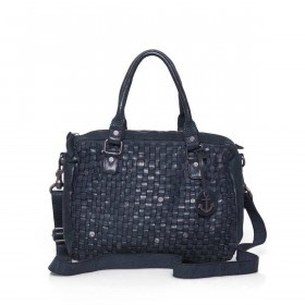 HARBOUR2nd Bowling Bag Fanny Midnight Blue