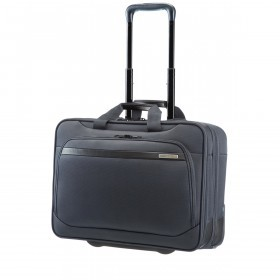 "Samsonite Vectura 59228 Rolling Tote 17.3"" Sea Grey"